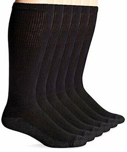 6 Pairs Winter Mens Hiking Long Boot Work Socks Over The Cal