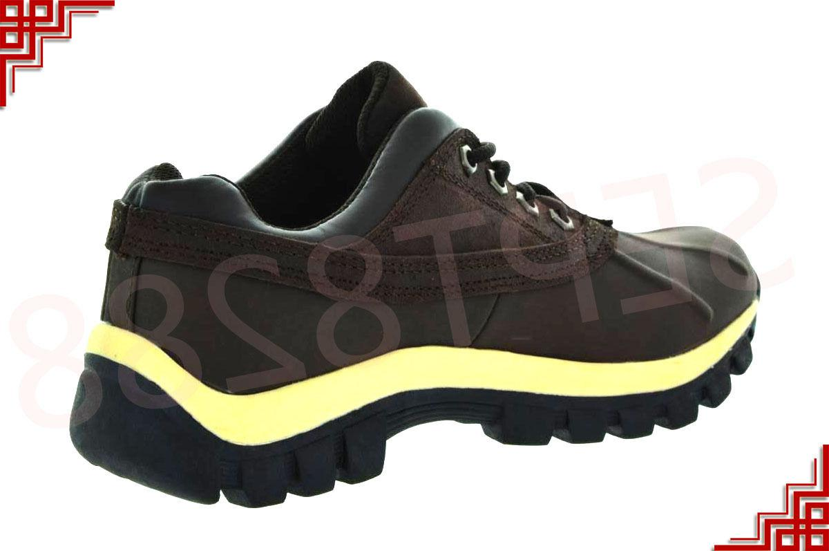4'' Boots Mens Work Waterproof Leather Shoes