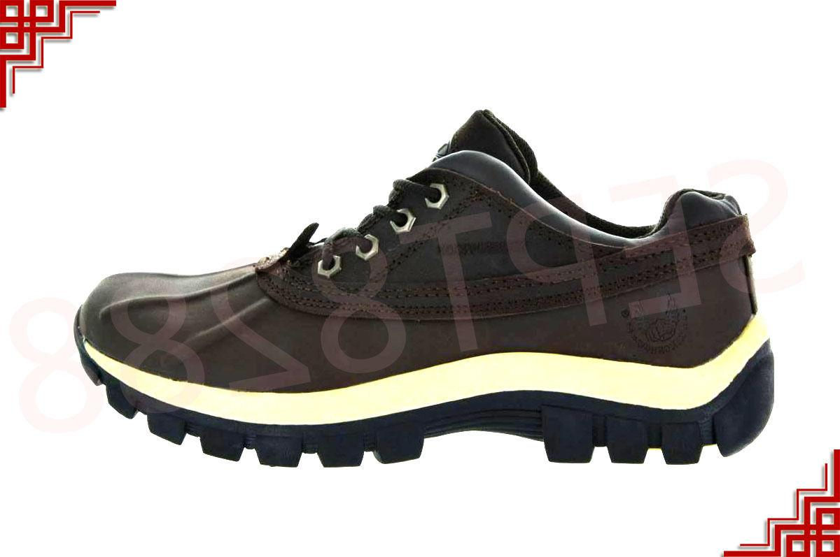 Mens Work Short Boots Shoes Leather 3017