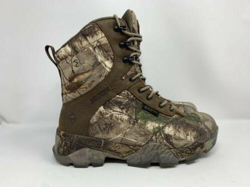archer 2 camouflage waterproof boots w30172 winter