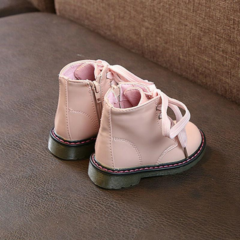 Baby Warm Girls Martin Sneaker Snow Baby Casual Shoes Winter