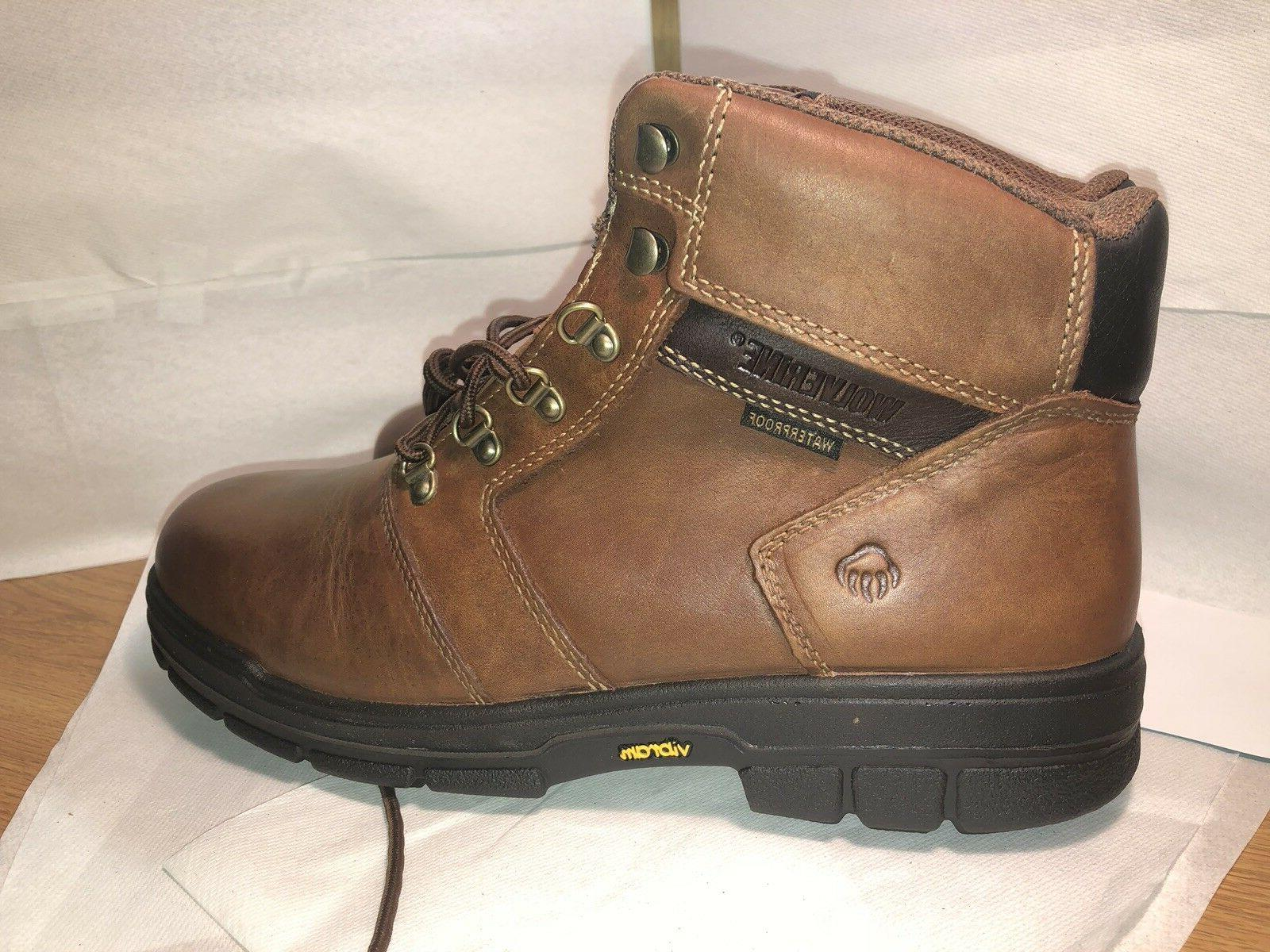 "Wolverine 6"" Men's Winter Size"