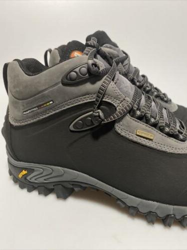 Merrell Black Insulated 200 Winter Snow Boots Mens Thermo