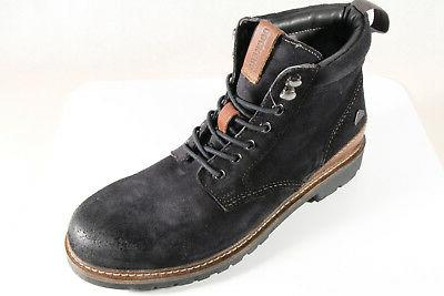Dockers Boots Lace up Boots Boots Blue