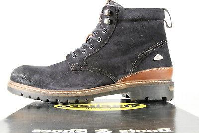 Dockers Boots Boots Blue Leather Look