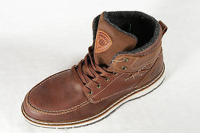 Dockers Boots Lace Boots Winter Boots Braun Driving