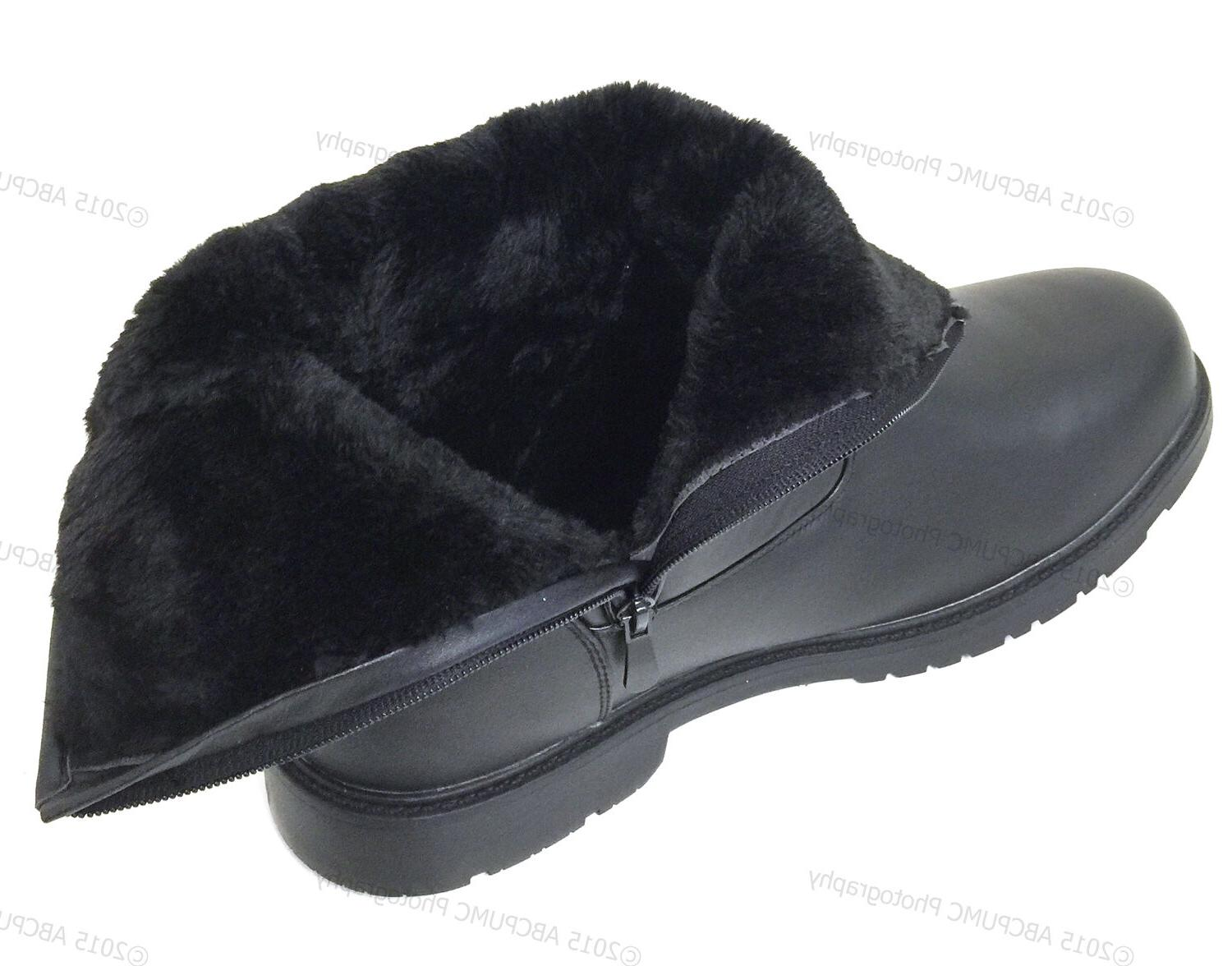 Brand New Boots Fur Shoes