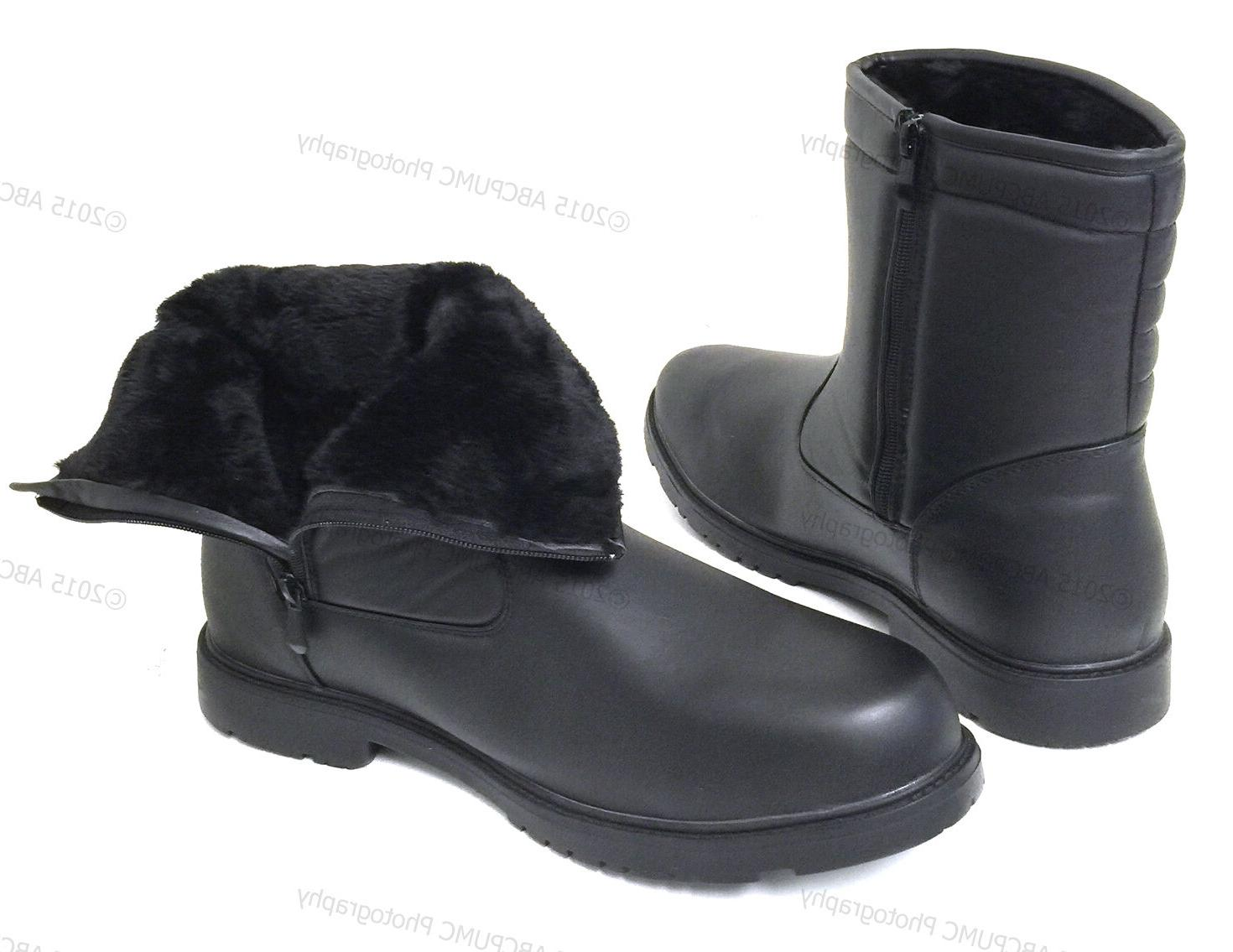 Boots Leather Shoes