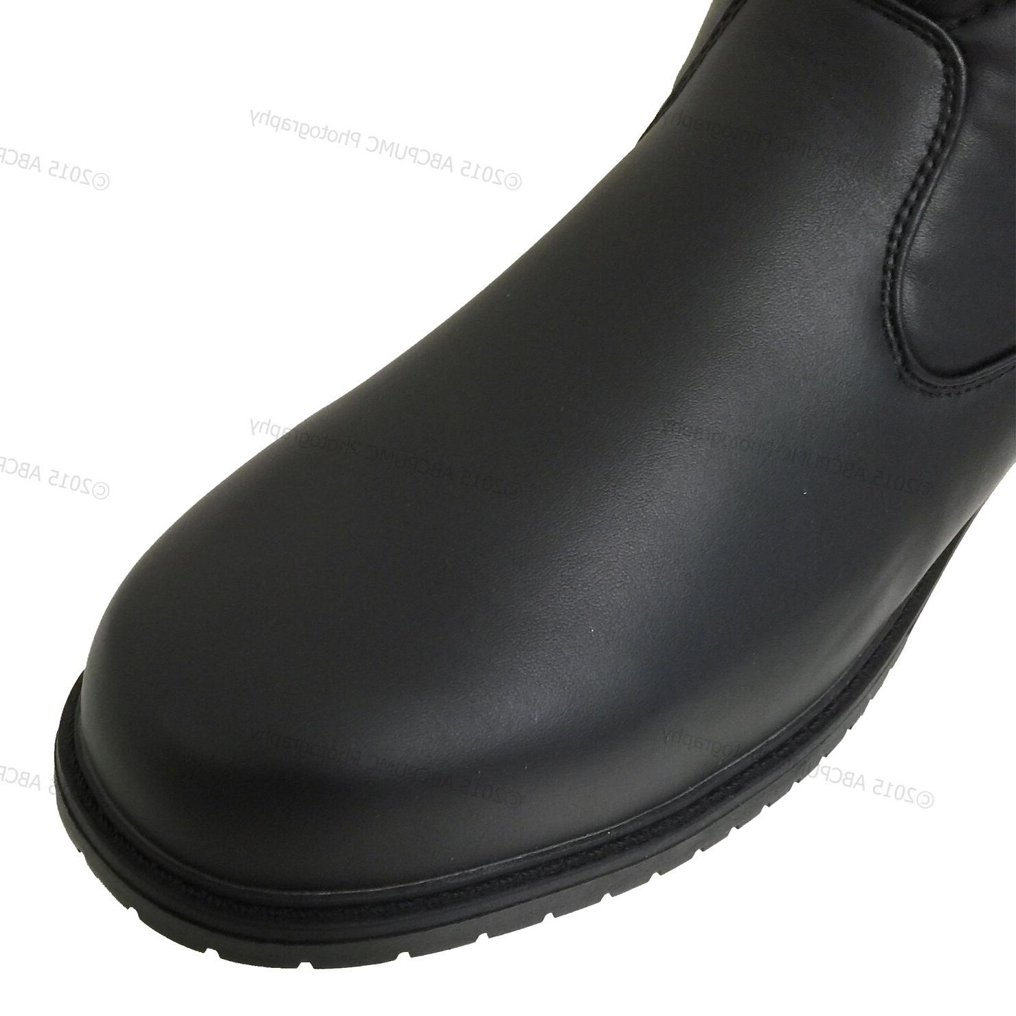 Brand New Men's Boots Fur Lined