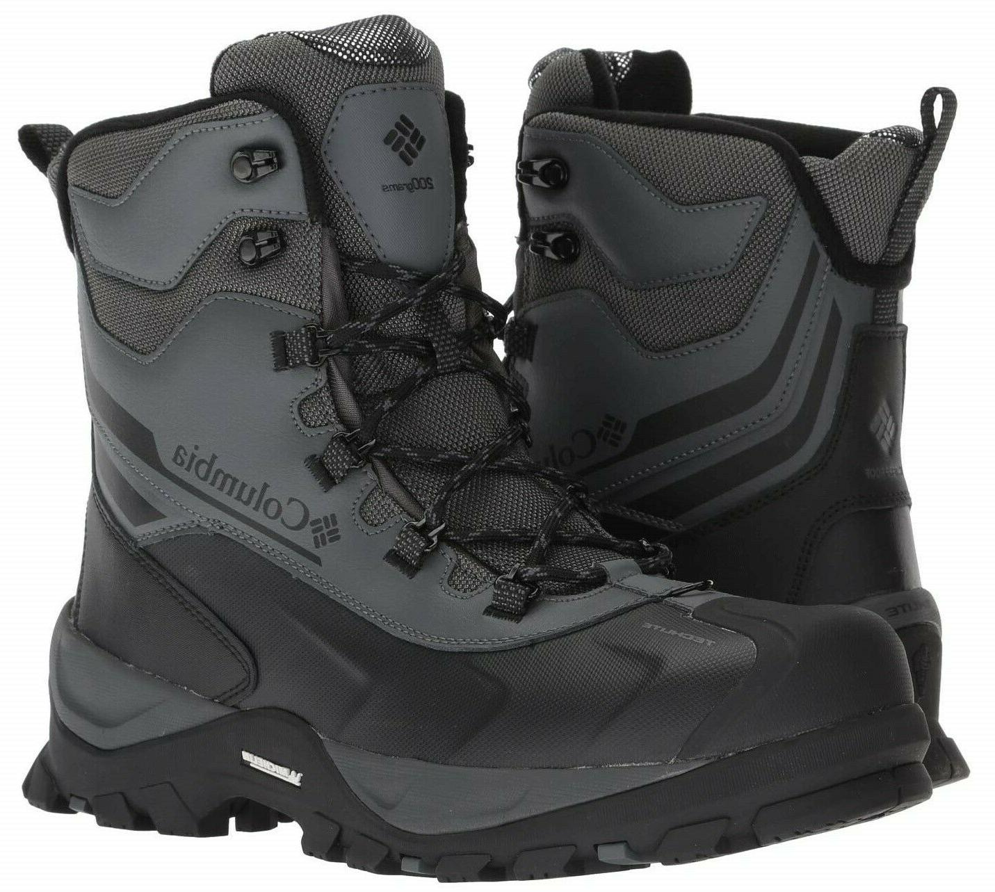 Columbia Bugaboot Plus IV Omni-Heat Men's Boots Hiking Water