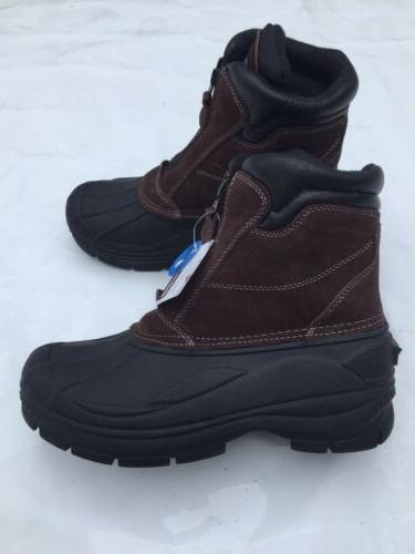 Clarks Vibe winter waterproof insulated Duck