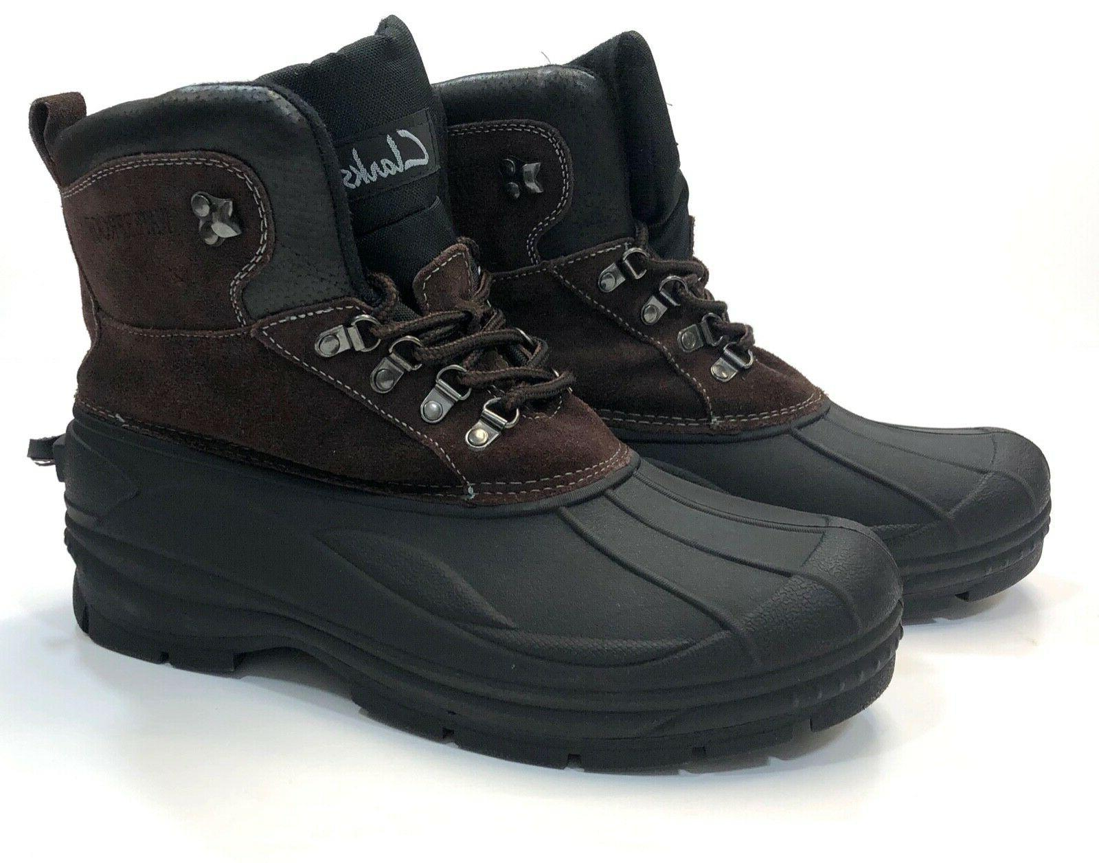 Clarks Crewson Edge Thermolite Insulated Boots Mens