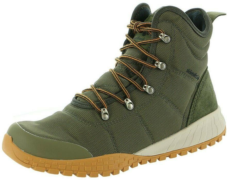 Columbia Fairbanks Omni-Heat Men's Boots Hiking Waterproof W