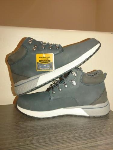 Skechers Size 11# Leather Lace Up Ankle Boots