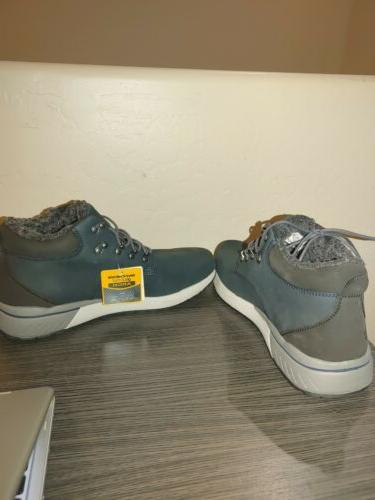 Skechers Size Leather Lace Up Ankle