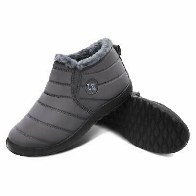 L-RUN Boots Outdoor Mens Shoes Anti-Slip