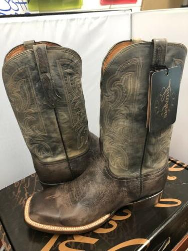 LUCCHESE WINTER BOOTS 12EE