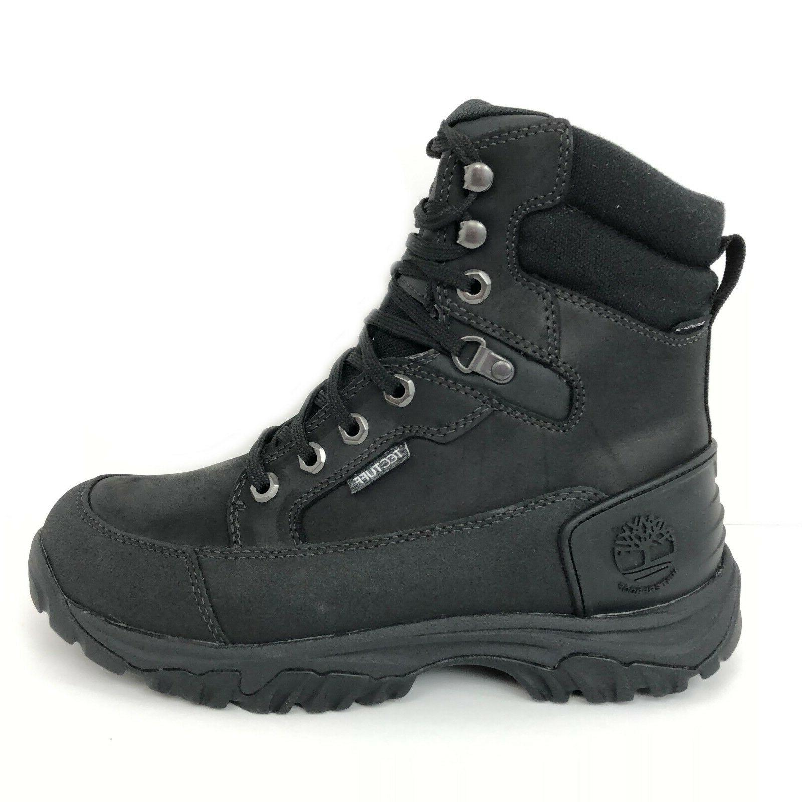 Timberland Inch Thorton Black Leather A15Y9