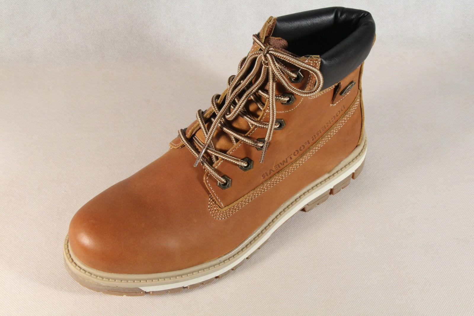 Dockers Boots Leather New