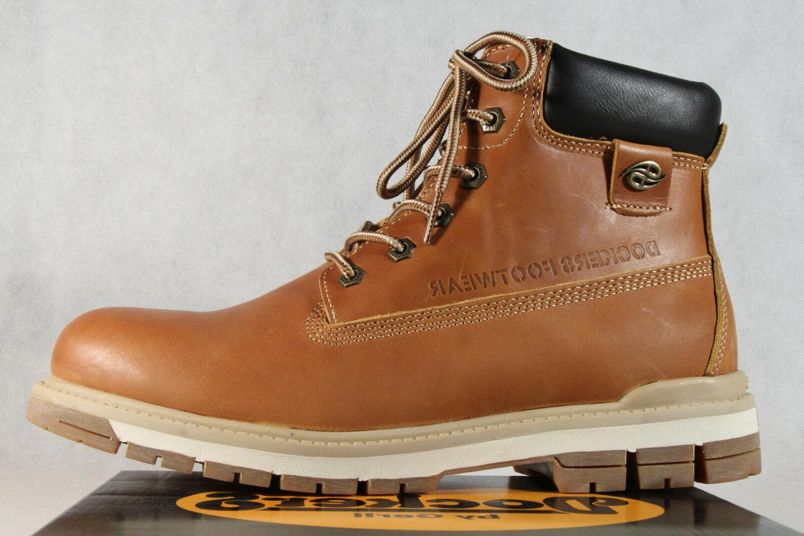 Dockers Boots Winter Boots Leather New