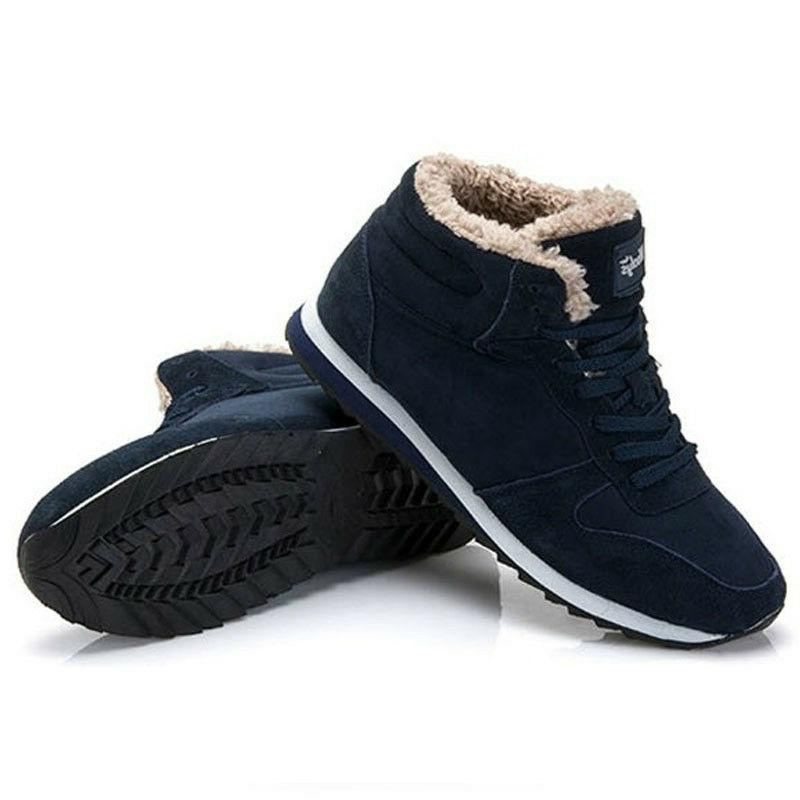 Men Winter Boots Outdoor Shoes Fashion