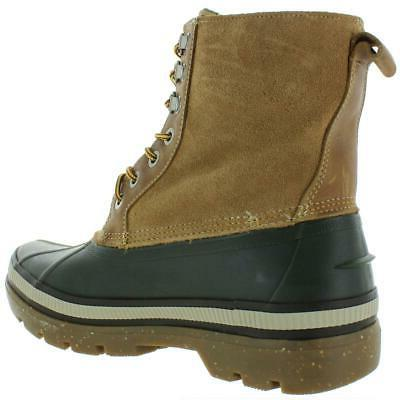 Sperry Mens Ice Brown Boots Shoes 0702