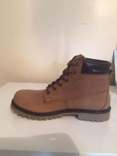 Wrangler Mens Lace Up Creek Boots Shoe Brand New RRP £88
