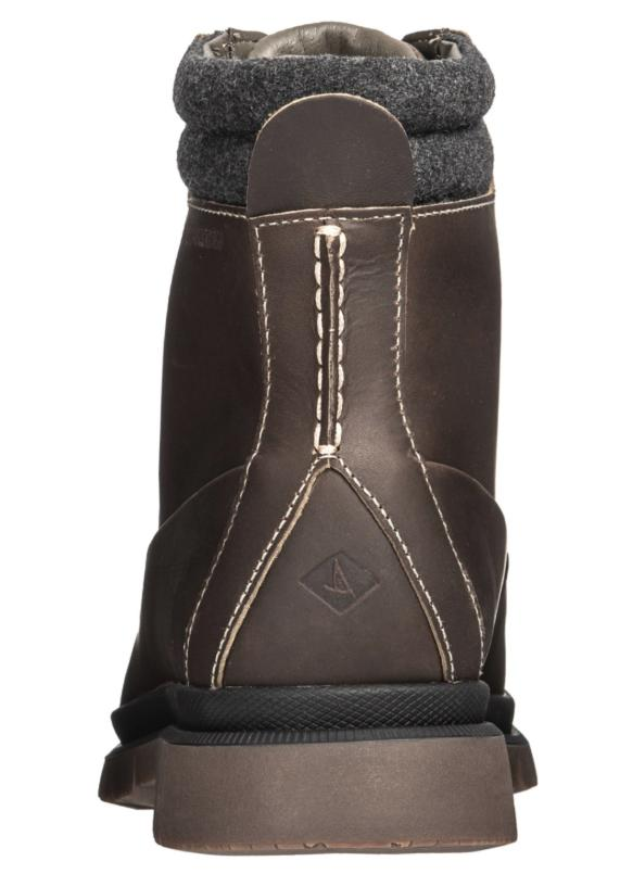 Mens inches Winter Boots Black Or Grey