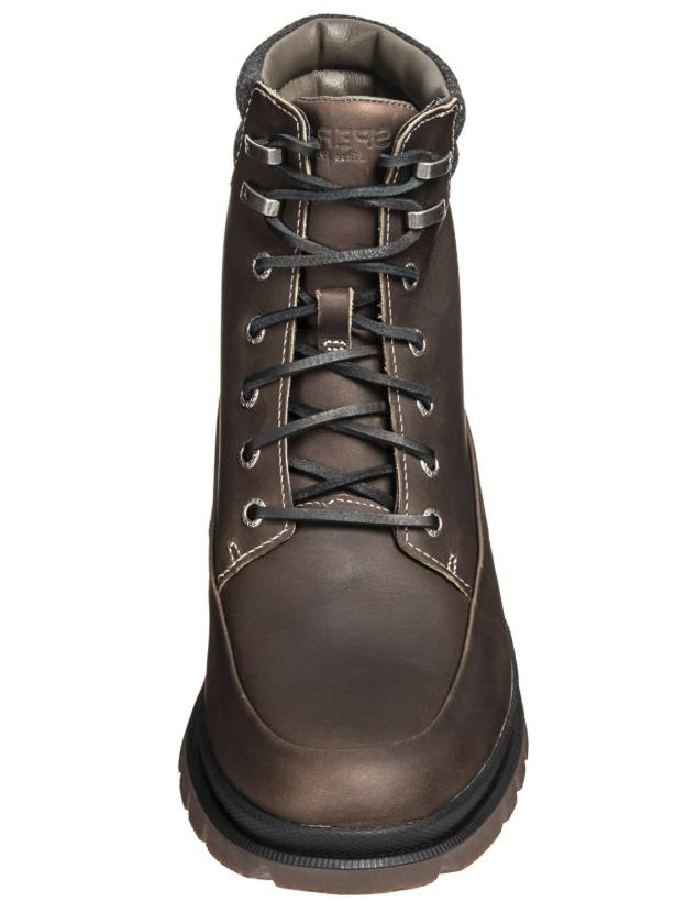"""Mens Watertown 6"""" inches Winter Black"""