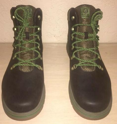 NEW Thermo Hiking Boots Winter Leather