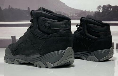 NEW Merrell Coldpack Ice Mid Black 12