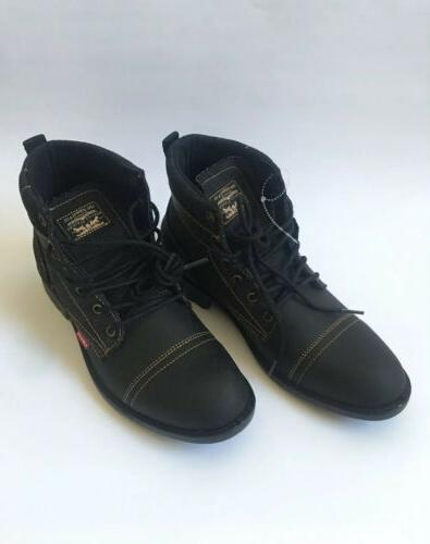NEW Work Boots Size Black snow