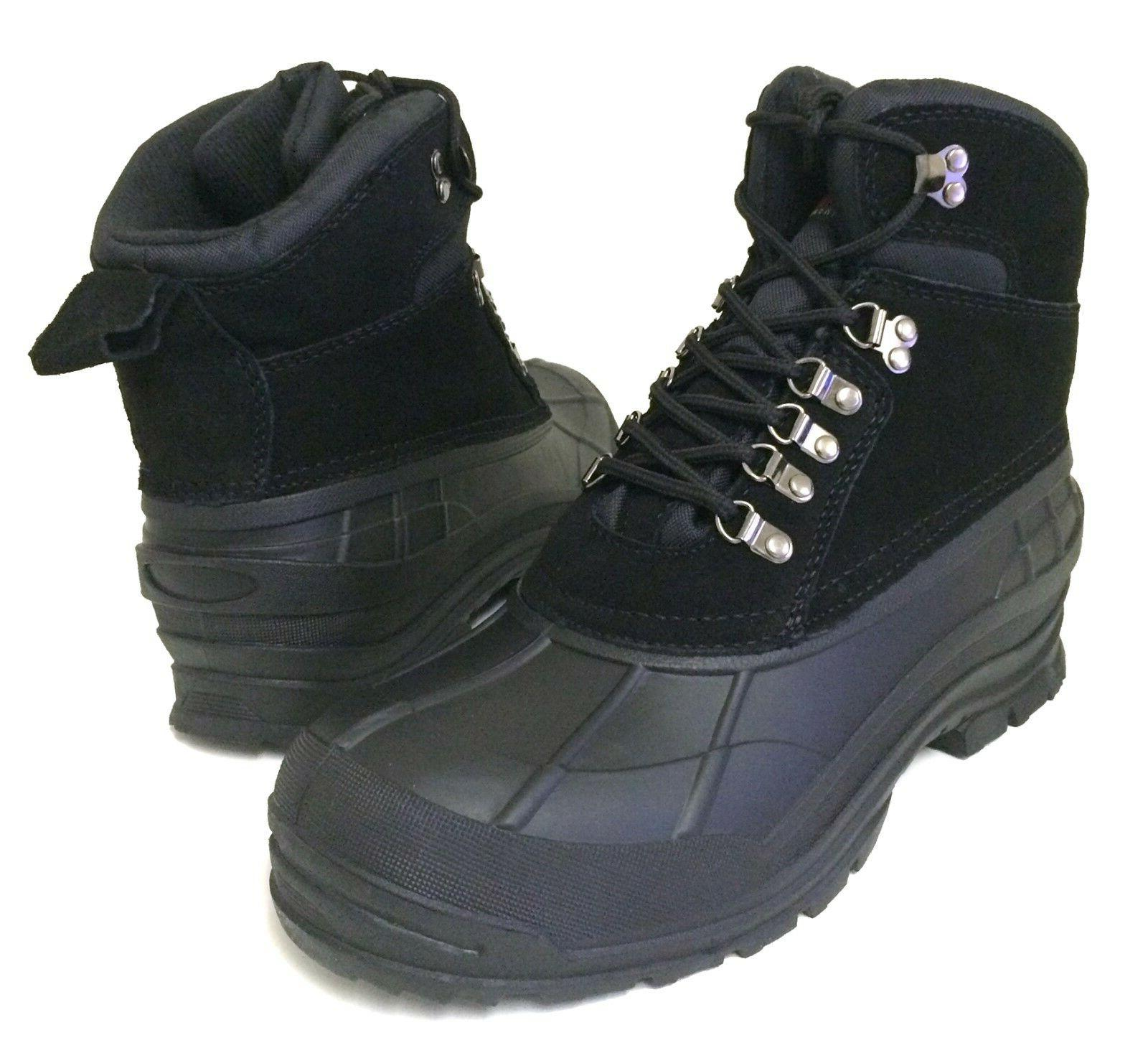 Brand Winter Boots Insulated Hiking Sizes