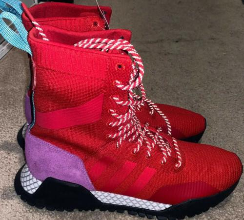 Red Boots Style Mens