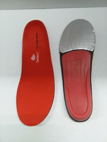 Superfeet REDhot Insoles Weather In