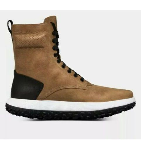 Under Winter Brown Leather Fat Tire Boot 3020635-200 Men