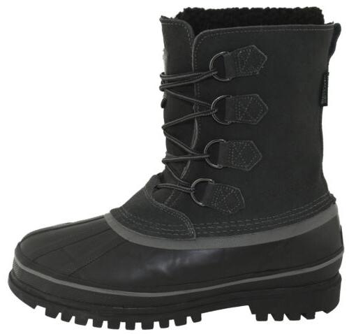 Skecher's Hopkin Waterproof Boot BKCC
