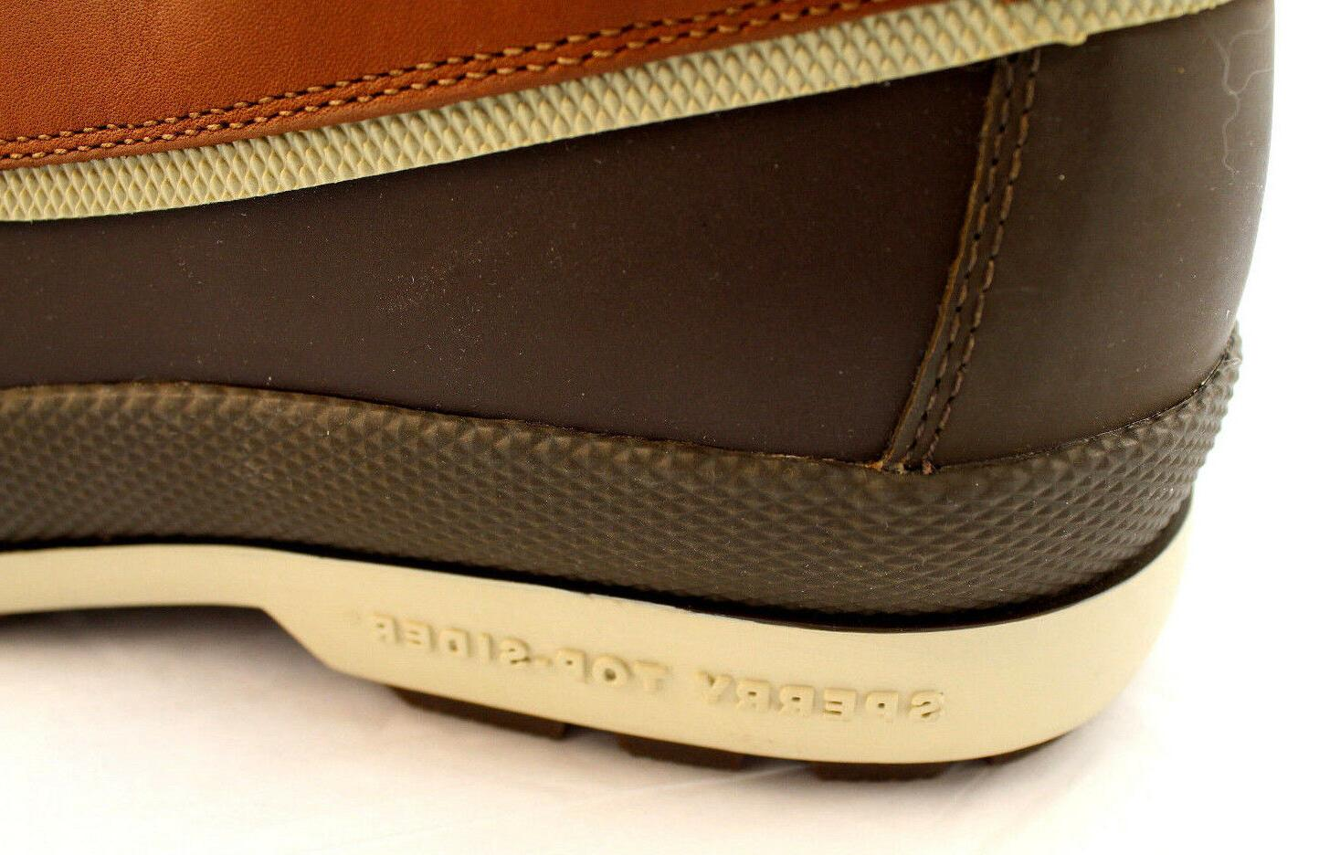 Sperry Size 12 Leather Men Winter Retail