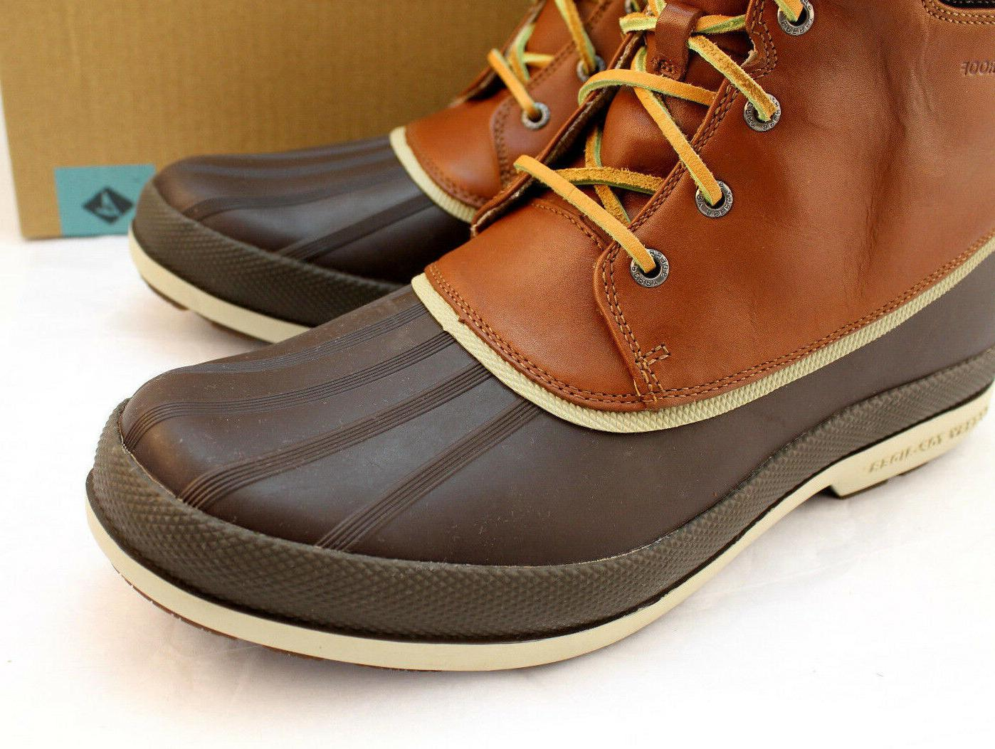 Sperry Top-Sider Size 12 Leather Retail