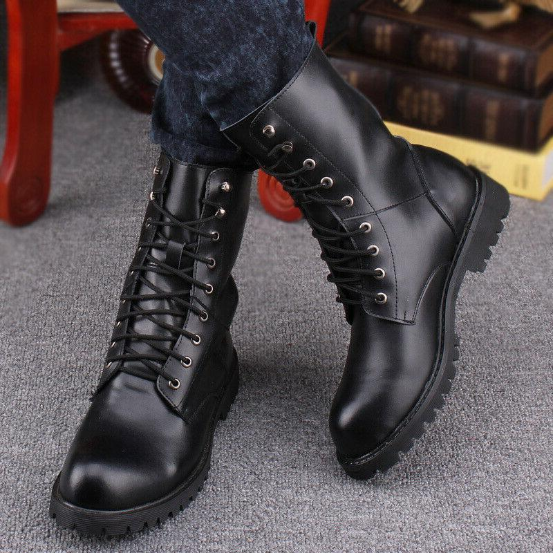 US Genuine Combat Winter Lace up
