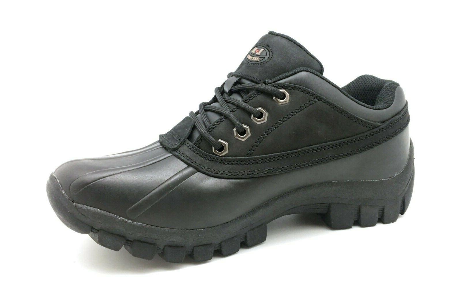 LM Boots Shoes Work Genuine Leather Waterproof