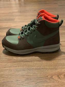 """Nike Manoa ACG Boots """"ARMY OLIVE"""" Mens Boot Sz 10 HIKING Win"""