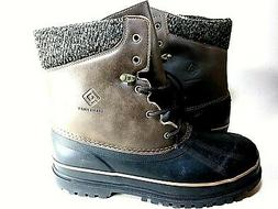 DREAM PAIRS Men's Insulated Waterproof Winter Snow Boots US