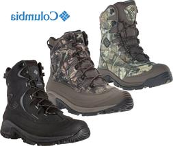 Mens Columbia BUGABOOT SNOW BOOT Insulated Winter Boots NEW