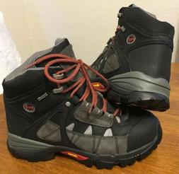 MENS TIMBERLAND PRO SERIES BOOTS SIZE 9 HIKING WINTER WORK W