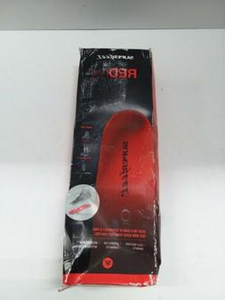 Superfeet REDhot Insoles Cold Weather Insoles For Heat In Wi