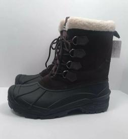 Clarks ThermLite Waterproof Insulated Winterized Boots Size
