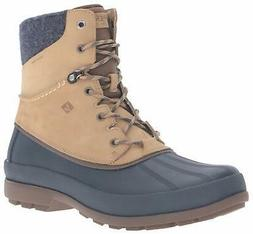 Sperry Top-Sider Men's Cold Bay Winter Boot, Taupe, Size 8.0