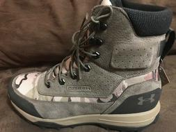 UNDER ARMOUR Winter Gore Tex Hiking Tactical Boots-Camo-NWT