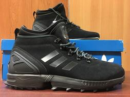 Adidas ZX Flux Winter Boots  For Men In Black  with Original